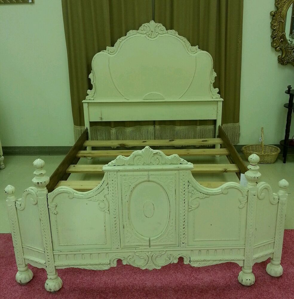 antique white wash bedroom furniture ebay