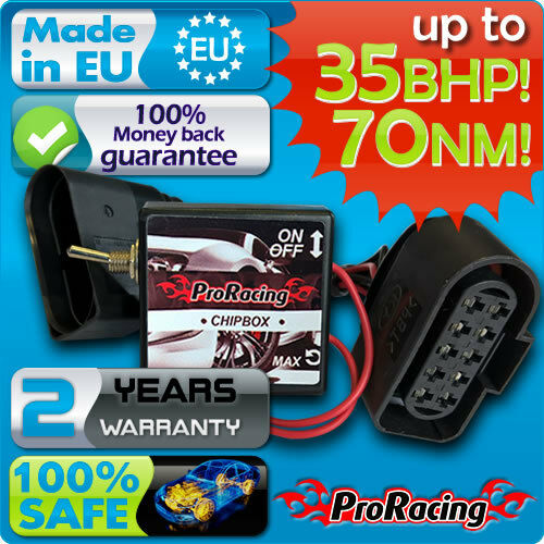 Performance Chip Tuning Box VW PASSAT 1.9 TDI +35 BHP 90 110 PS 66 81 KW | eBay