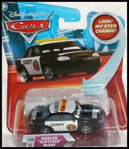 Clutches For Cars : Disney pixar cars die cast look my eyes change marlon