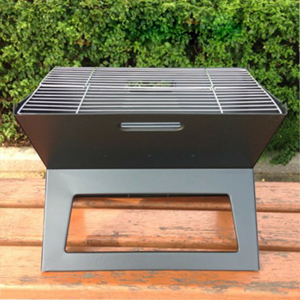 Brand New Portable Foldable Table Charcoal BBQ Grill