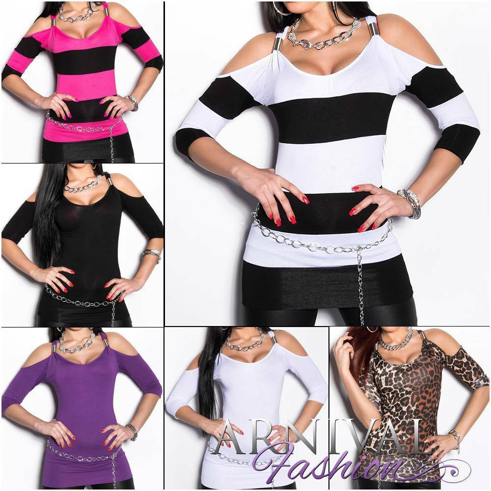 new 3 4 sleeve tops for fashion clothes size 6