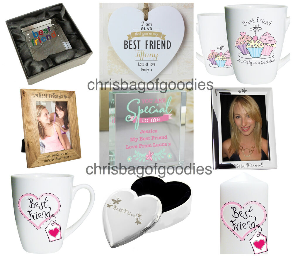 BEST FRIEND Gifts Gift Presents For Her A Women SPECIAL Birthday Friendship My
