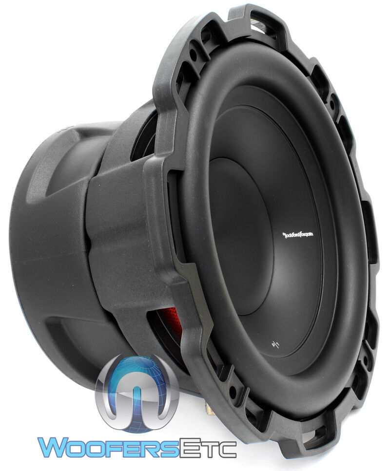 rockford fosgate punch p1s2 10 sub 10 car audio 2ohm 500w. Black Bedroom Furniture Sets. Home Design Ideas