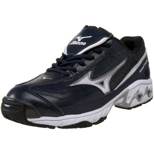 Navy Blue White Mizuno Speed Trainer G3 Switch Baseball ...