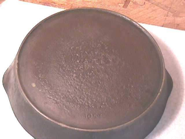 dating wagner cast iron skillet