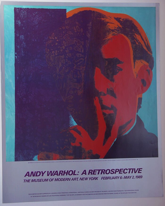 andy warhols impact on modern art Andy warhol, posters and prints - discover the perfect print, canvas or photo for your space with artcom.