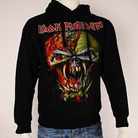 Iron Maiden - Final Frontier - Brand New Official Hoodie - Vrs Sizes