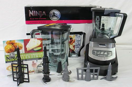 Ninja Professional Kitchen System 1100 Blender Juicer