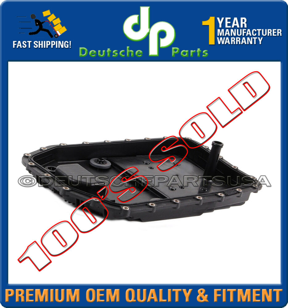 2000 Bmw X5 Transmission: AUTOMATIC TRANSMISSION GA6HP19Z OIL PAN FILTER 24152333907