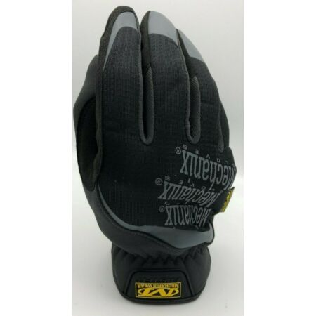 img-Genuine Mechanix Fast Fit Gloves all sizes Mechanics Tactical Fastfit Grey/Black