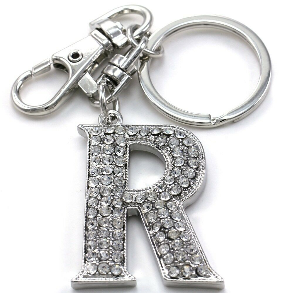 how to get a keychain on a ring