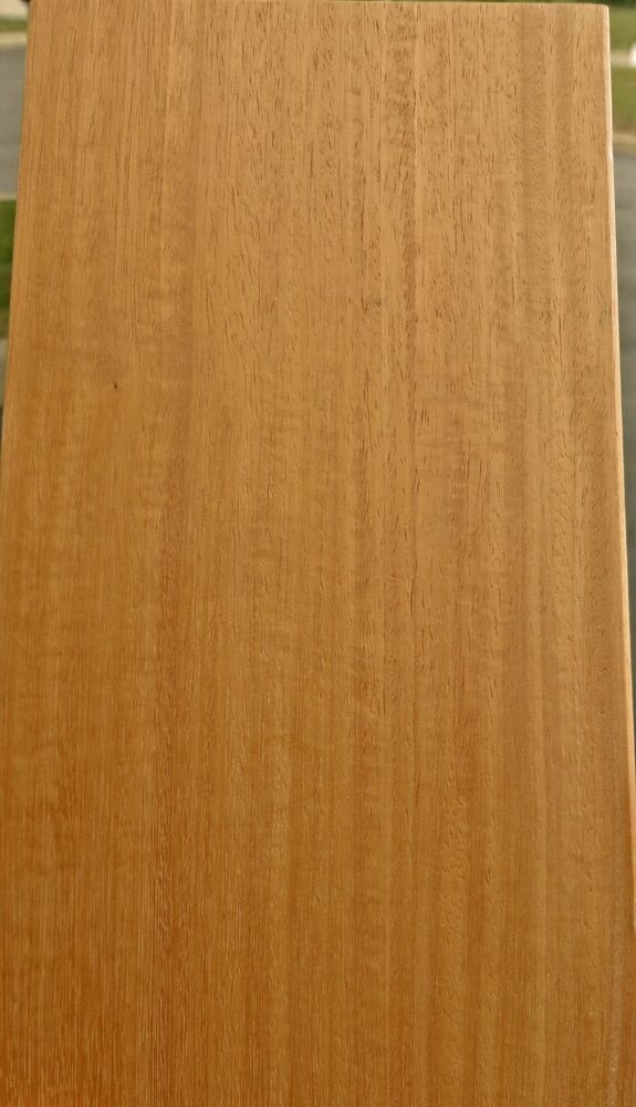 Mahogany african wood veneer quot with no backer