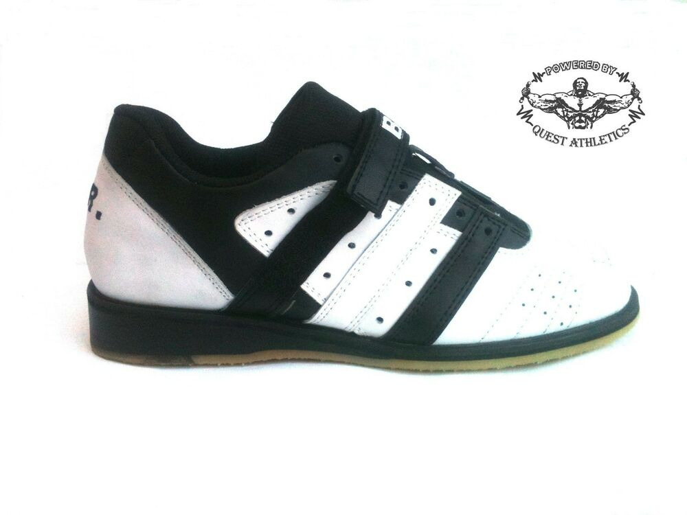 c68450a1057656 Details about New BAF Weightlifting Shoes - Men s 5.5 Powerlifting Olympic  Lifting Squat Shoes