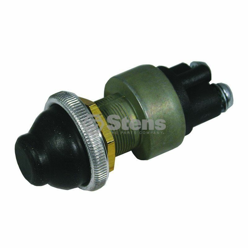 Lawn Tractor Switches : Push button ignition starter switch snapper lawn mowers