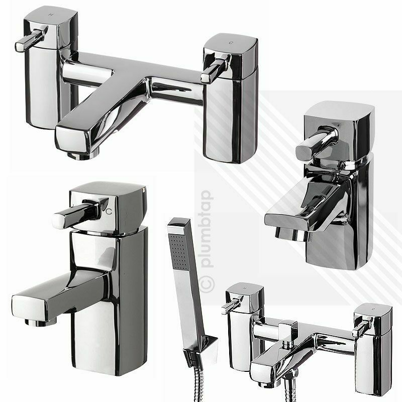 nero modern bathroom taps basin tap bath filler bath shower
