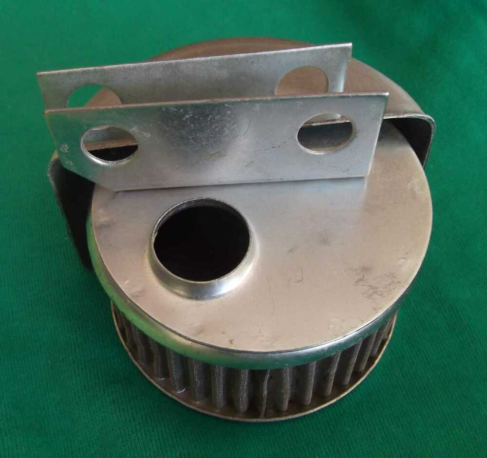 Tractor Hydraulic Oil Filter Lookup : Zetor tractor hydraulic pump filter  ebay