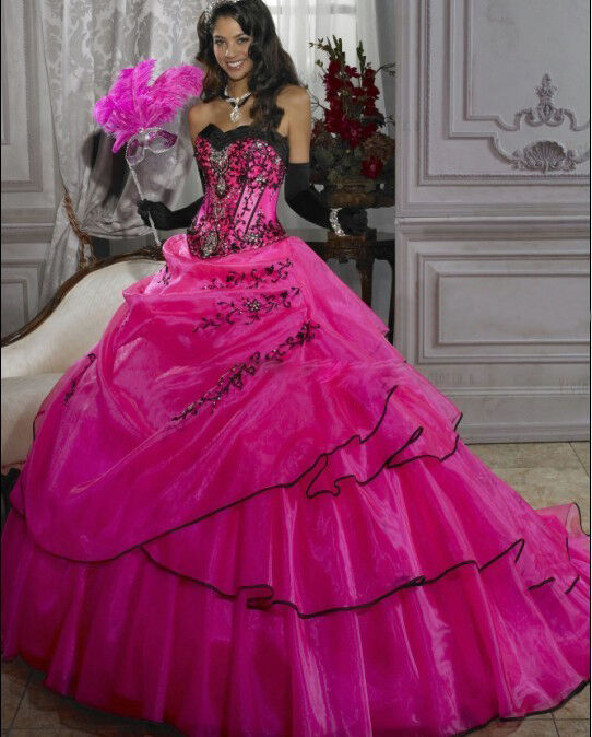 Quinceanera Dress Wedding Dresses Ball Gown Prom Party ...