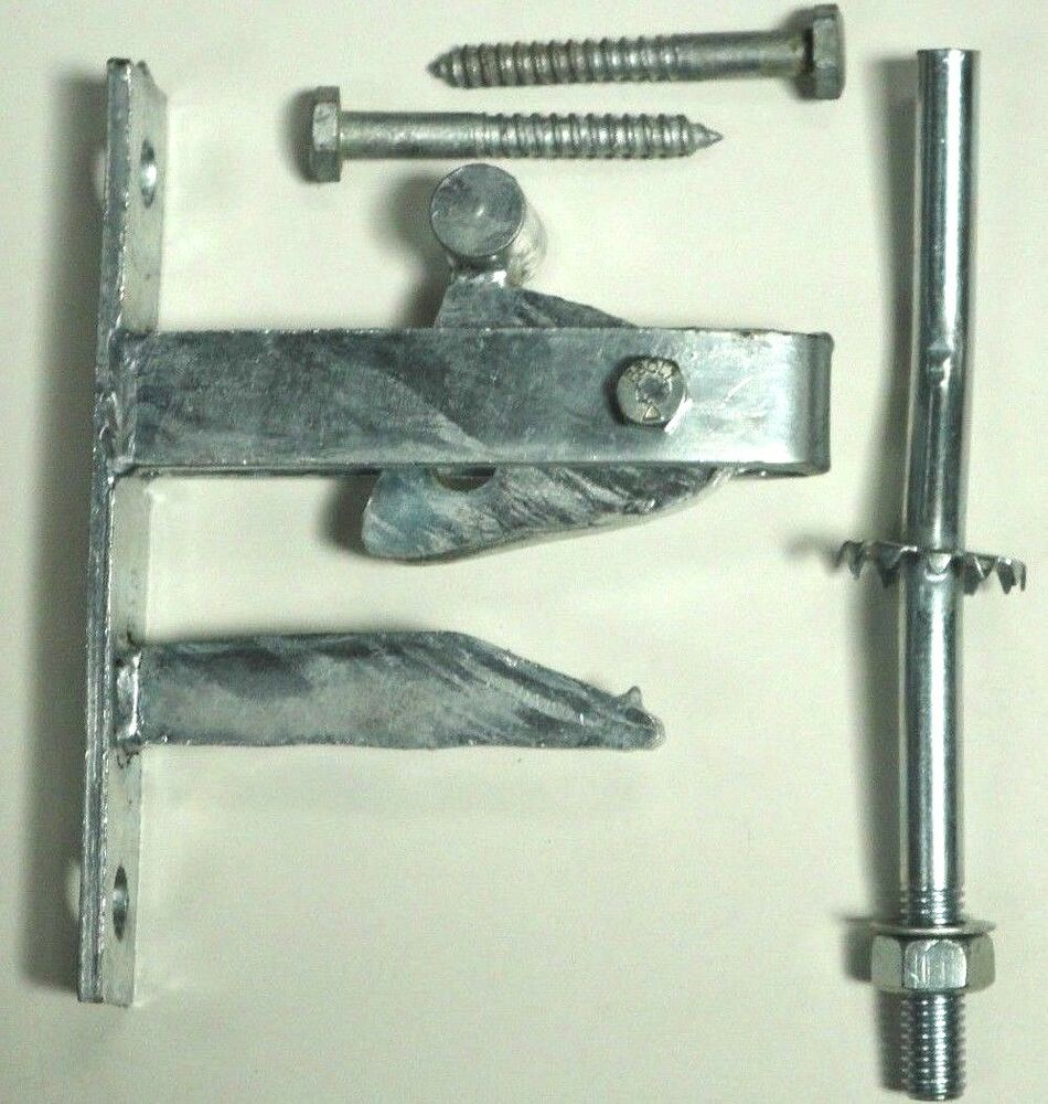 Field Gate Auto Gate Latch Galvanized Ebay
