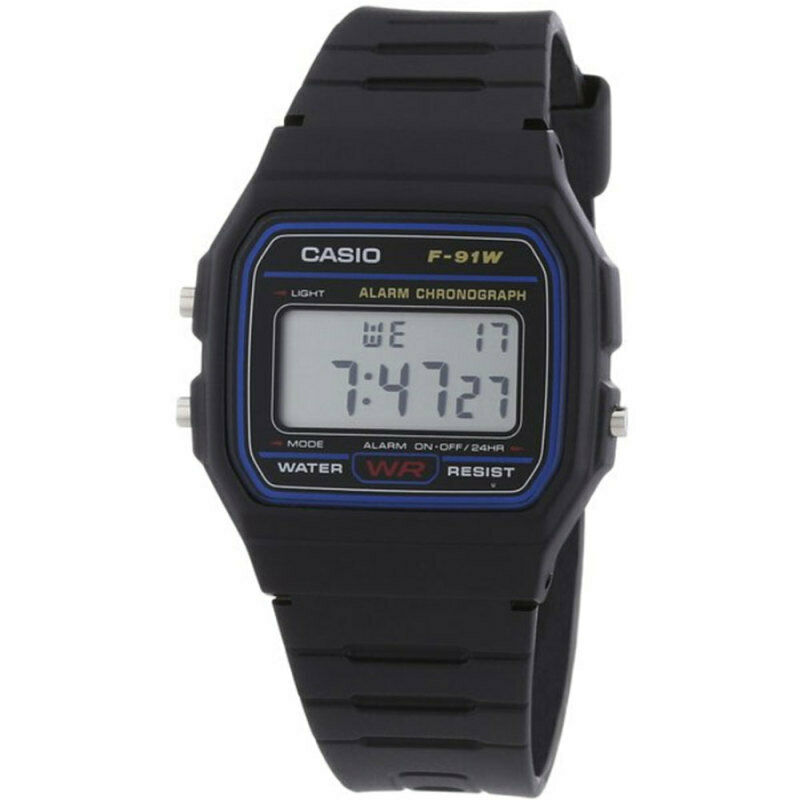Casio Boys/Mens/Ladys Clasic 1980's Retro Digital Watch ...
