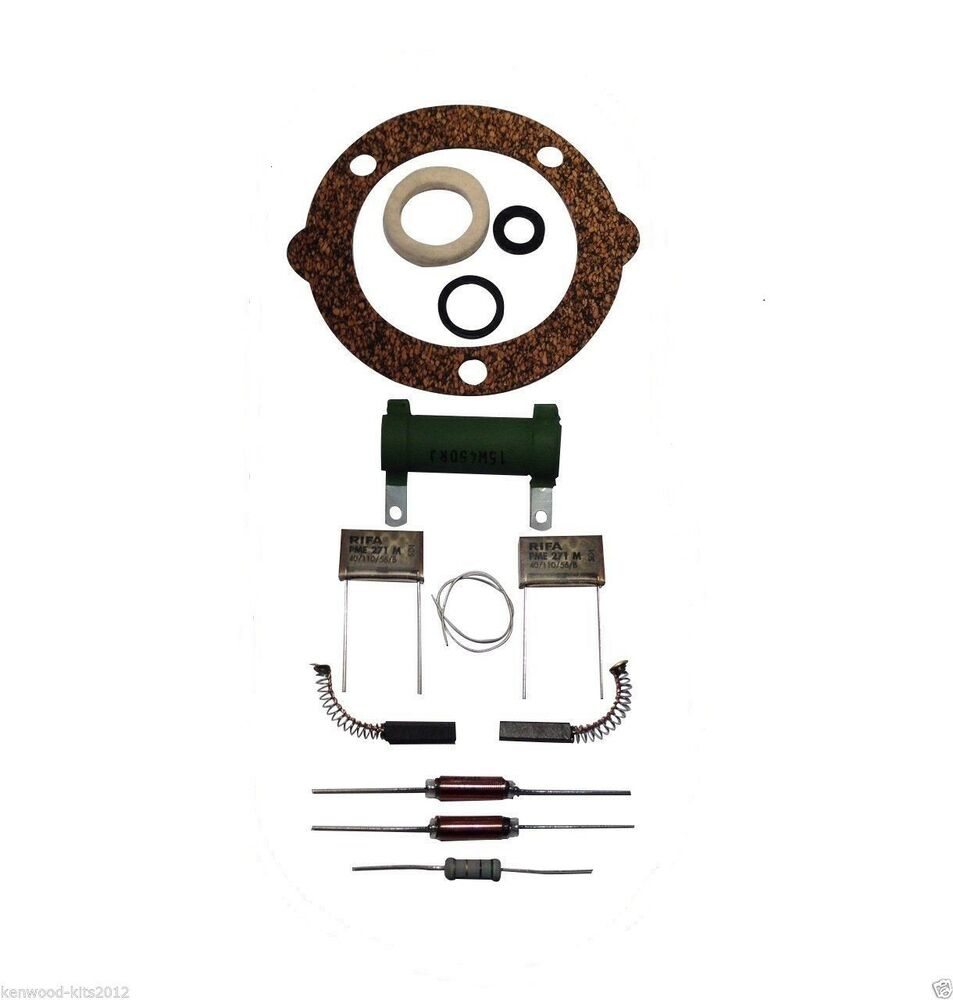 Kenwood Chef A700d And Major A706d Motor And Gasket
