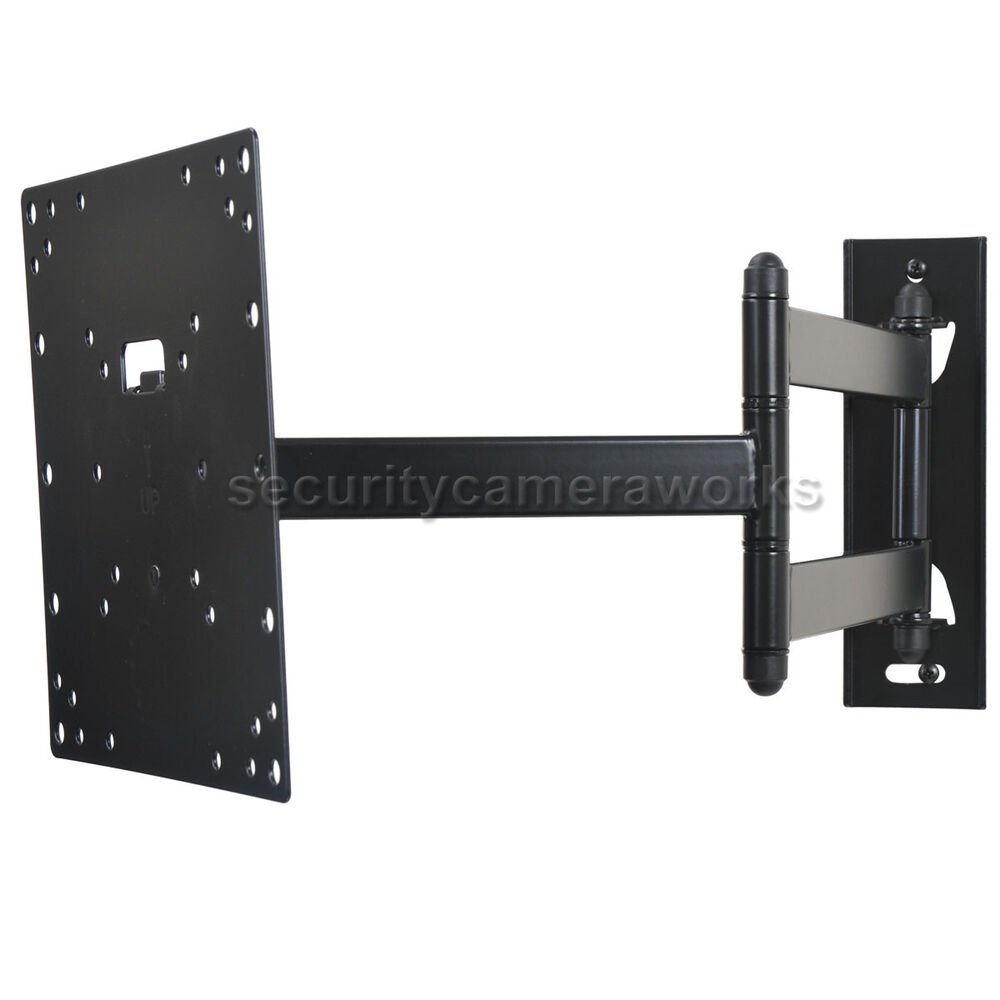 articulating tv wall mount tilt swivel for vizio d43 c1 rca led32c45rq led br1 ebay. Black Bedroom Furniture Sets. Home Design Ideas