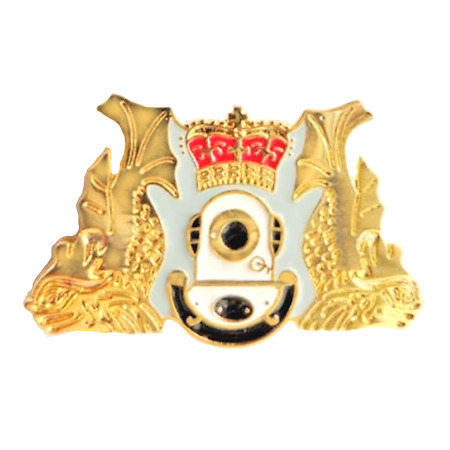 img-Royal Navy RN Clearance Divers Pin Badge - MOD Approved
