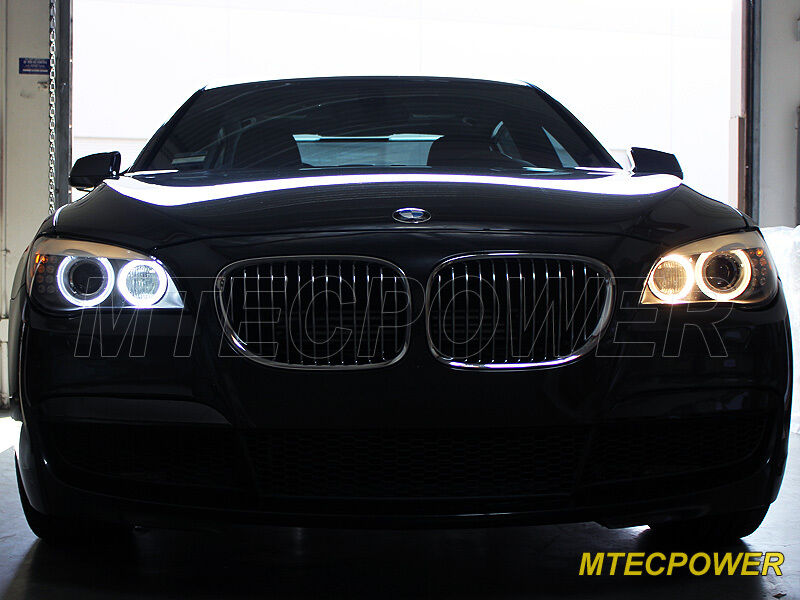 Genuine Mtec H8 V2 18w Led Angel Eye Halo Ring Bulb Bmw F01 Alpina B7 2010 2012 Ebay