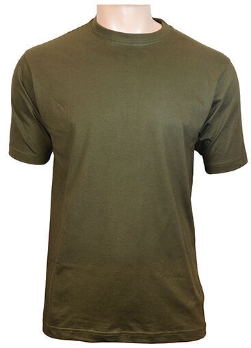 New US Army Style BDU OLIVE GREEN T-SHIRT