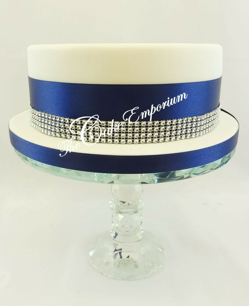 Edible Crystal Ribbon For Cakes