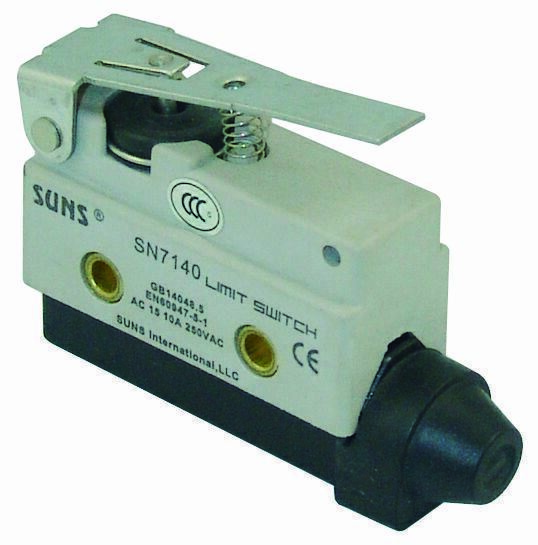Suns Sn7140 Lever Mini Enclosed Limit Switch Ebay