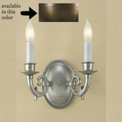 Candle Light Fixture: BRONZE Lighting Sconce Candle Light Wall Lamp Hallway