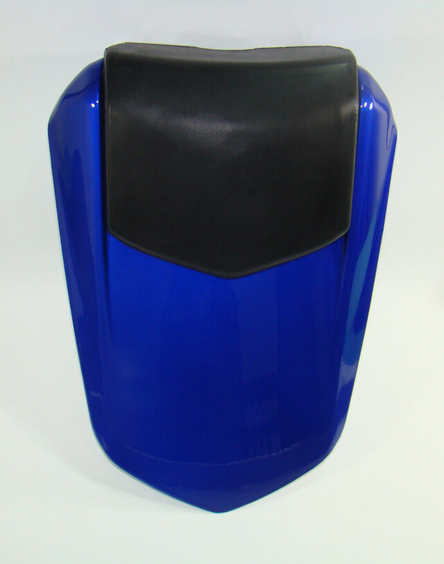 rear seat cover cowl solo fairing blue fit 2004 2005 2006