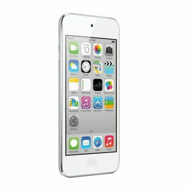 Apple iPod touch 5th Generation White & Silver (32 GB ...  Apple iPod touc...