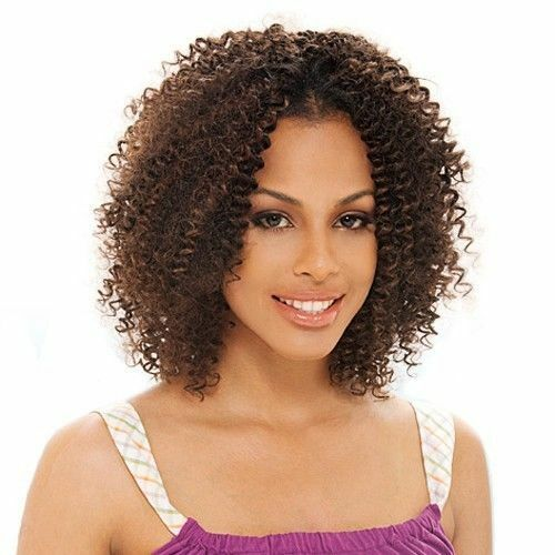 curly weave hair style bohemian curl 12 quot by freetress equal curly synthetic weave 2357