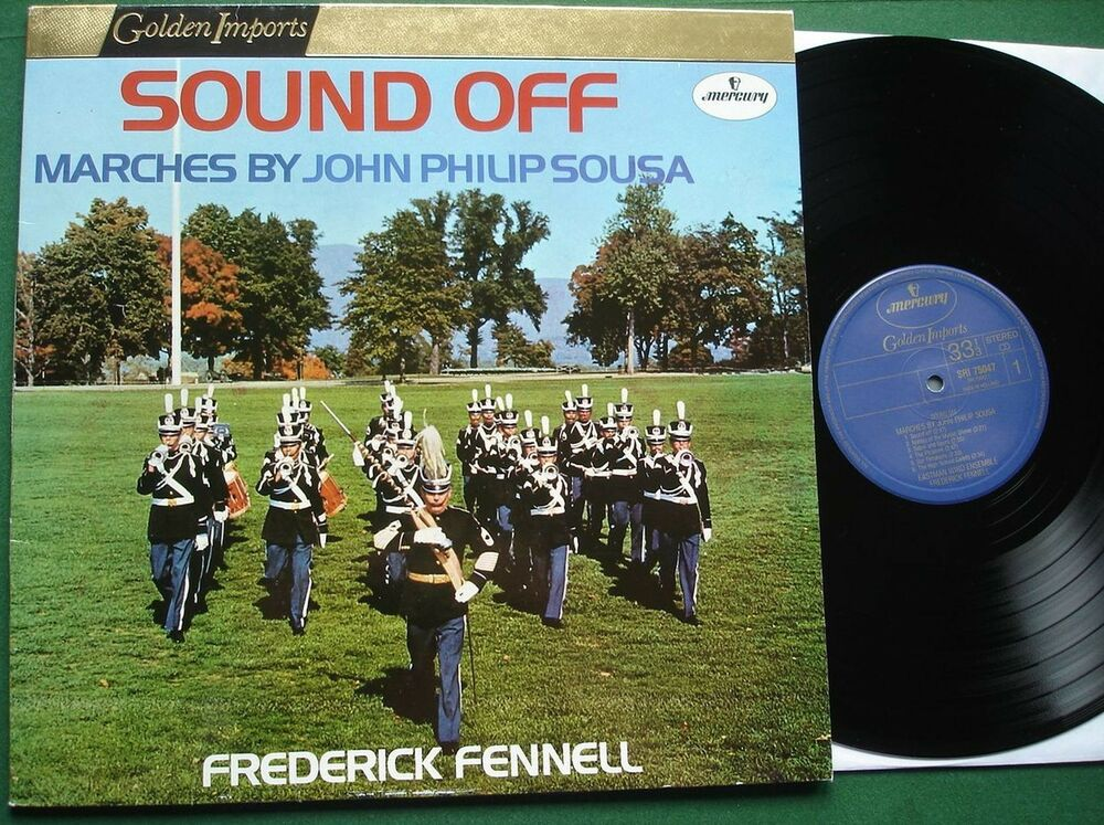 Frederick Fennell And Orchestra - Music Of George Gershwin