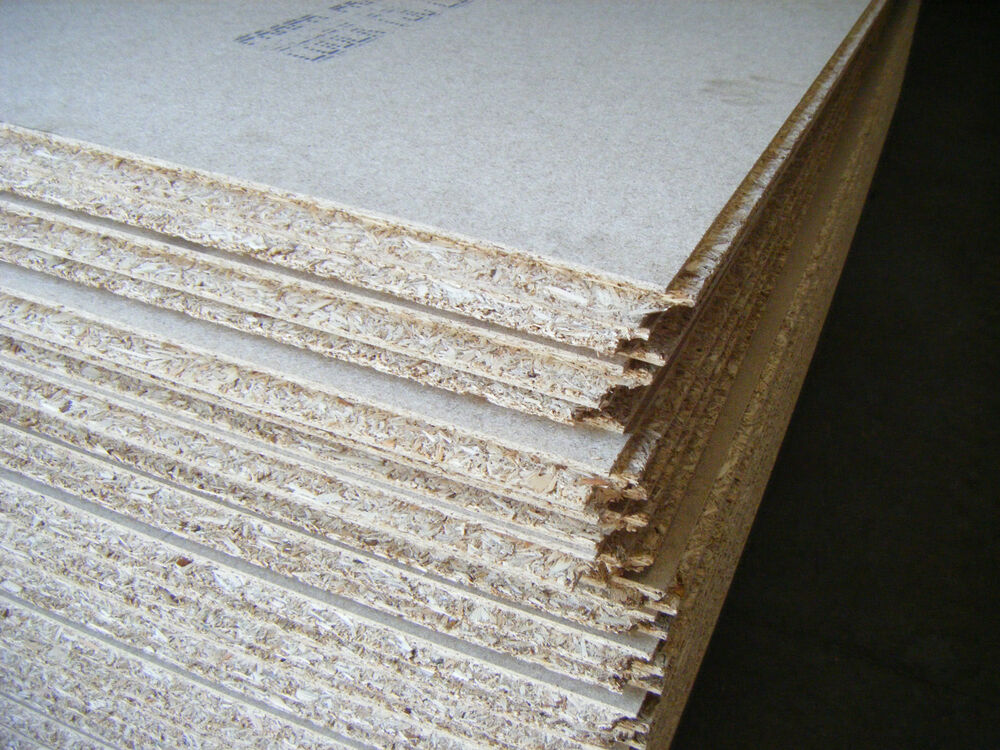 V313 P5 Chipboard T Amp G 4 Edges Flooring 2400mm X 600mm X