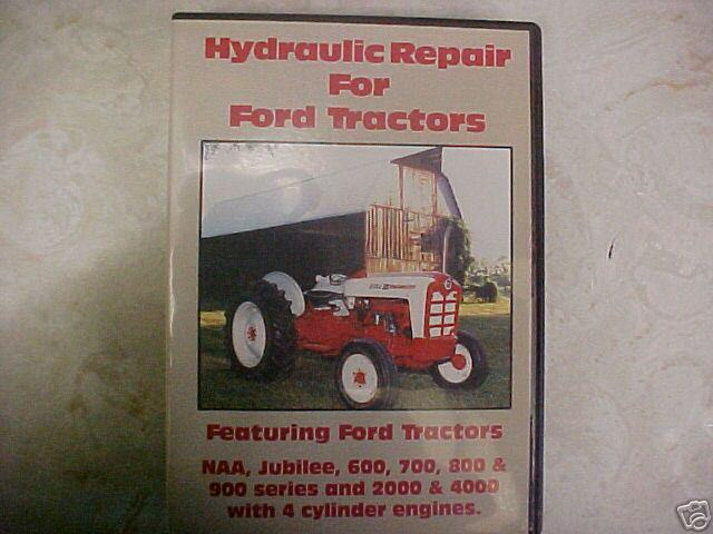 S L on Ford Tractor Manuals