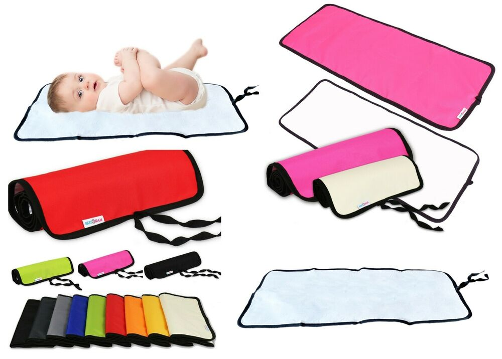 Extra Long Portable Changing Pad Portable Tv Wall Mount Stand Portable Phone Charger Goji Portable Projector Murah: TRAVEL BABY CHANGING MAT PORTABLE FOLDING WATERPROOF 8