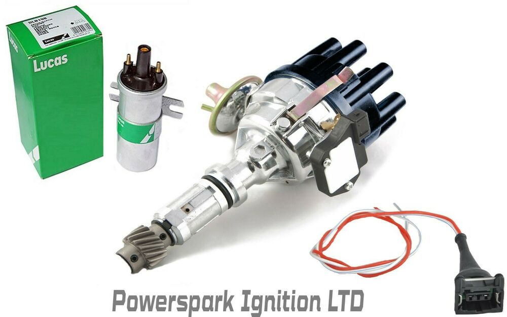 Rover P5 P6 V8 Early Male Type Drive Gear Distributor