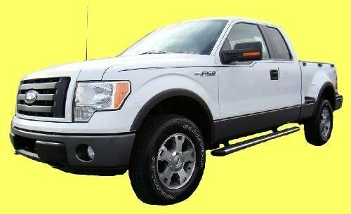 Brand new fender flares 2009 2013 ford f150 free shipping for Ebay motors shipping cost