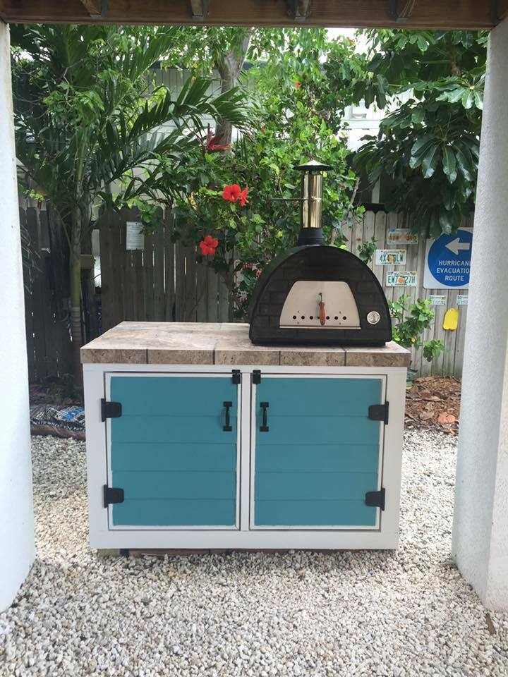 Wood Fired Pizza Oven Maximus For Outdoor Patio Backyard