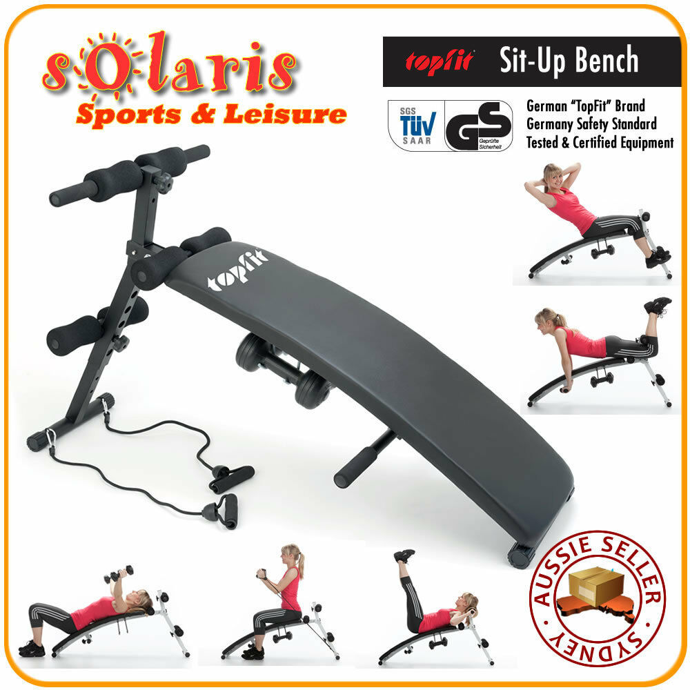 fitness fit boutique adjustable up of slant situp exercise gym picture board sit decline convenience bench home crunch