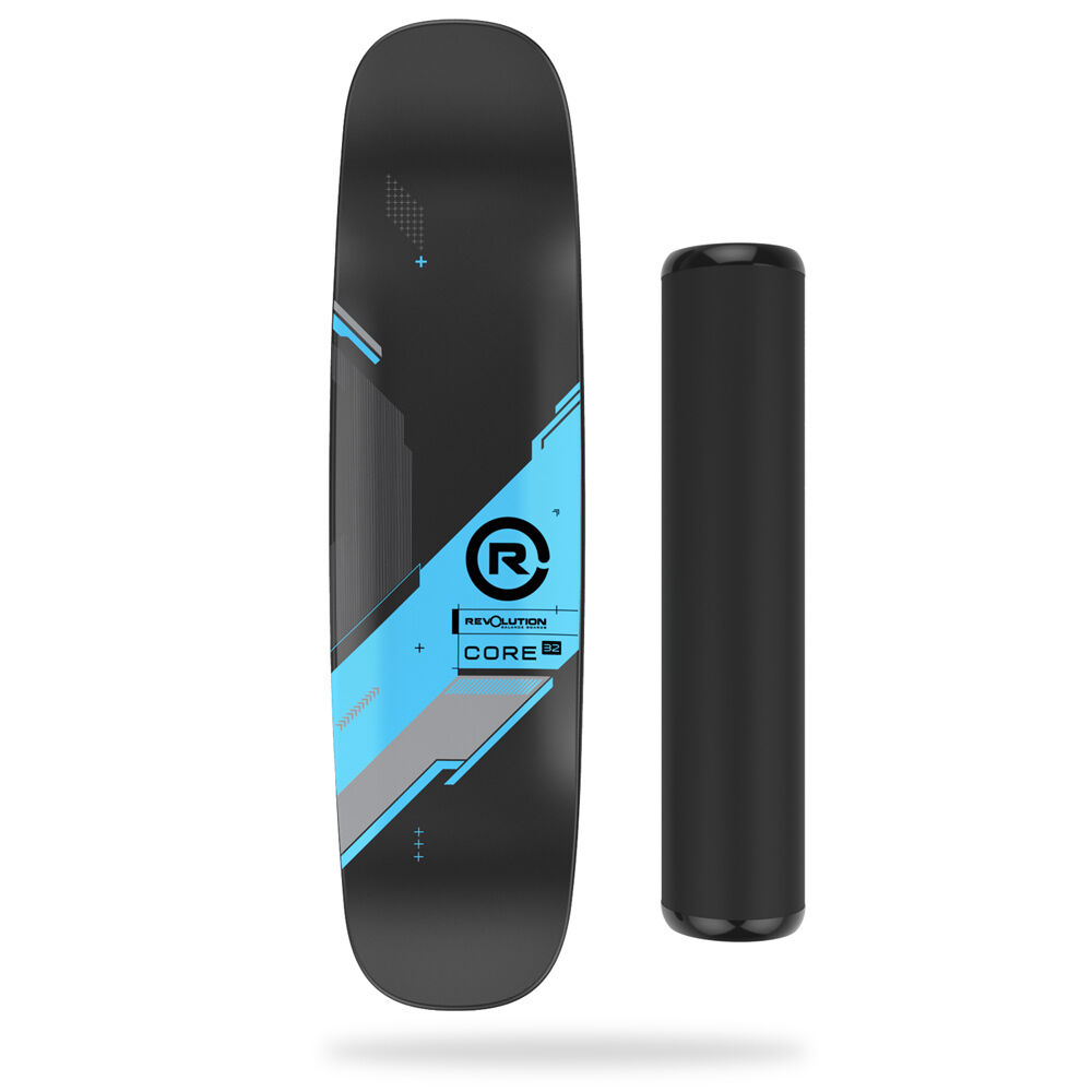 Balance Board Exercises For Surfing: Revolution Core 32 Balance Board
