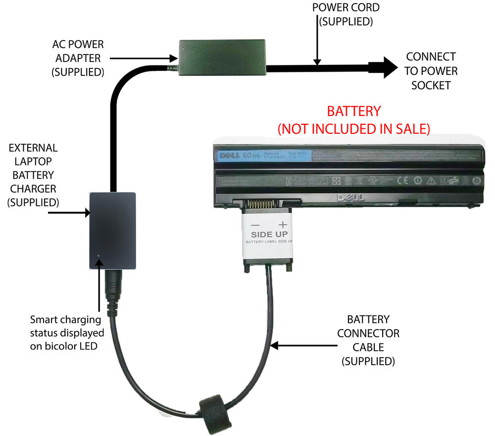 dell laptop chargers - photo #32