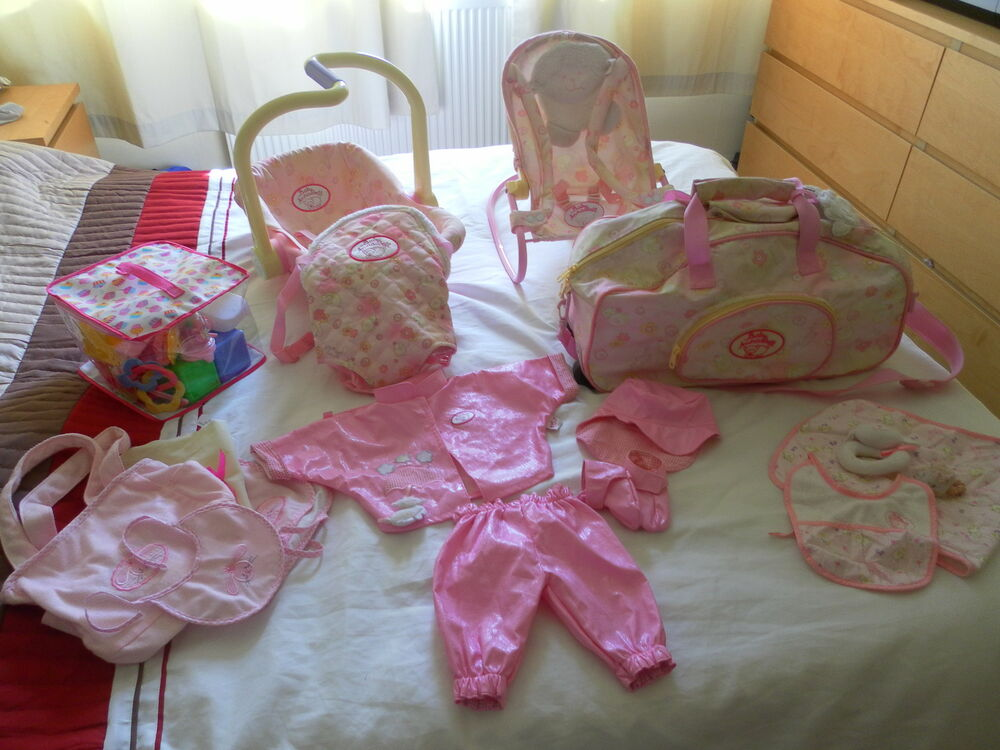 Baby Doll Clothes Bundle