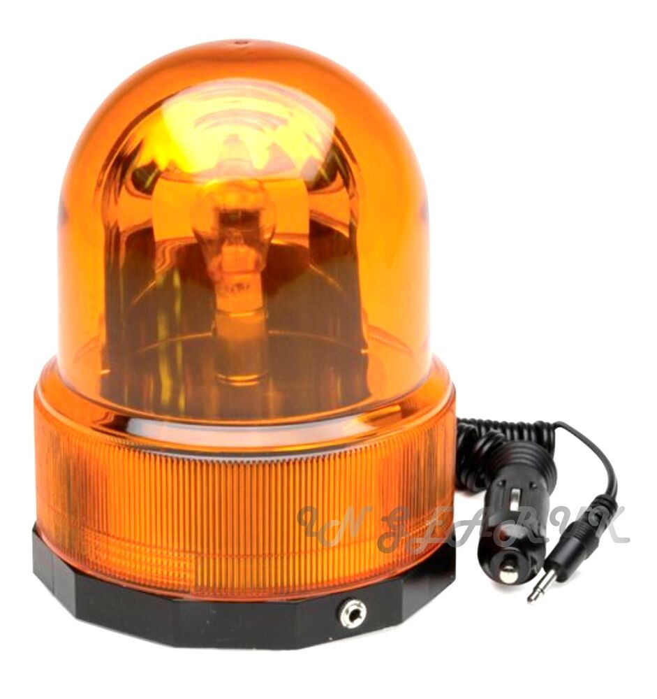 magnetic emergency warning beacon amber flashing car. Black Bedroom Furniture Sets. Home Design Ideas