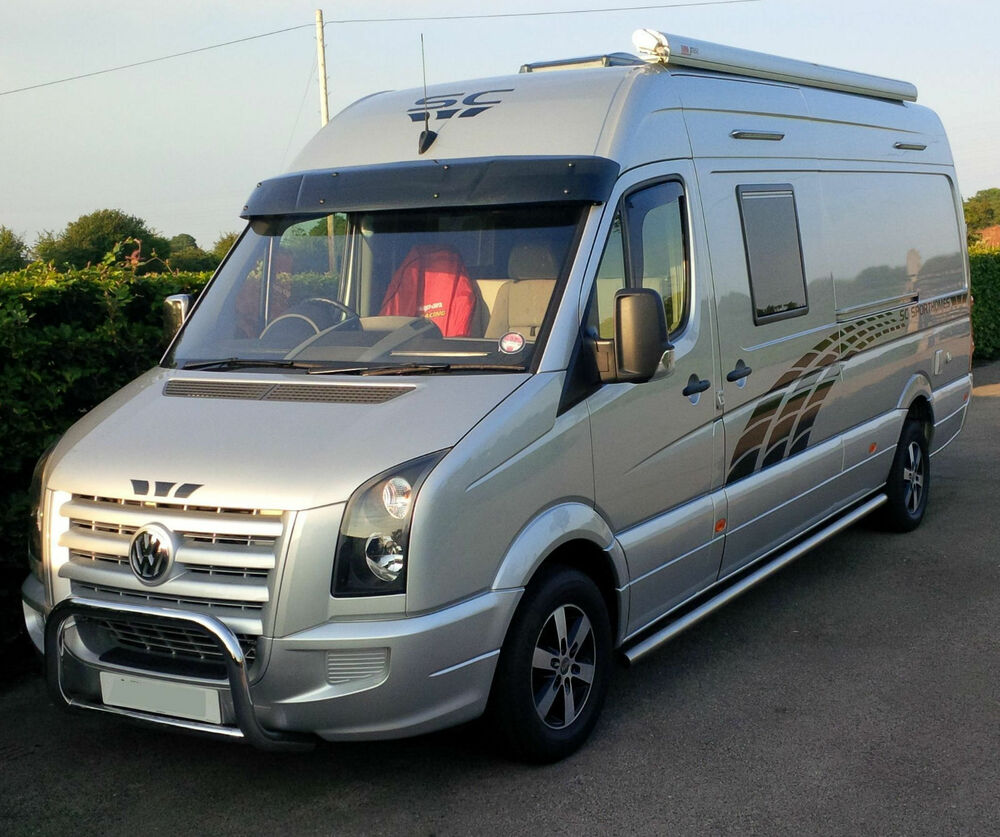 2011 vw crafter 35 tdi 109 race van sc sporthome sport. Black Bedroom Furniture Sets. Home Design Ideas