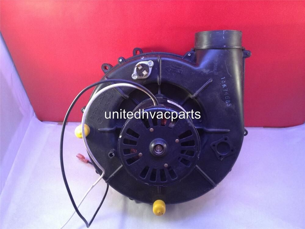 Janitrol Furnace Parts Vent Inducer Motor