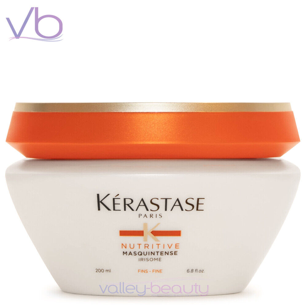 kerastase nutritive irisome masquintense for fine hair 200ml mascara thin ebay. Black Bedroom Furniture Sets. Home Design Ideas
