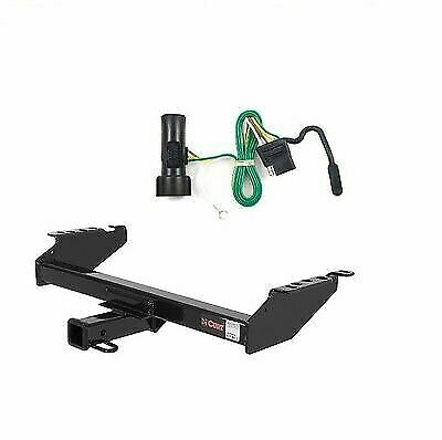 curt class 4 trailer hitch wiring for 1980 1986 ford bronco f 150 f 250 f 350 ebay. Black Bedroom Furniture Sets. Home Design Ideas